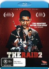 Movie Title: THE RAID 2